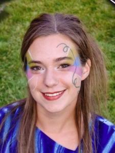 2008 individual closeup