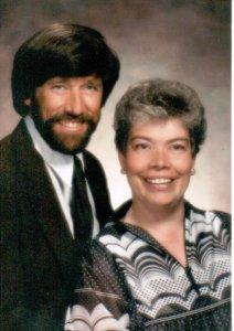 Bob and Darlene Frandsen