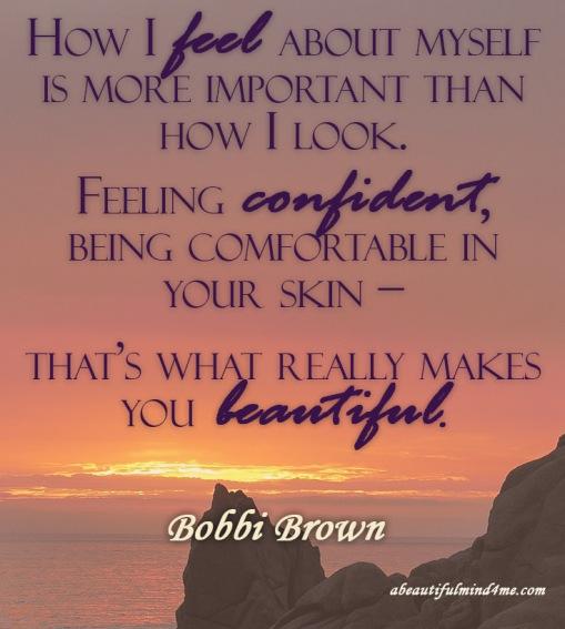 Quote- Bobbi Brown