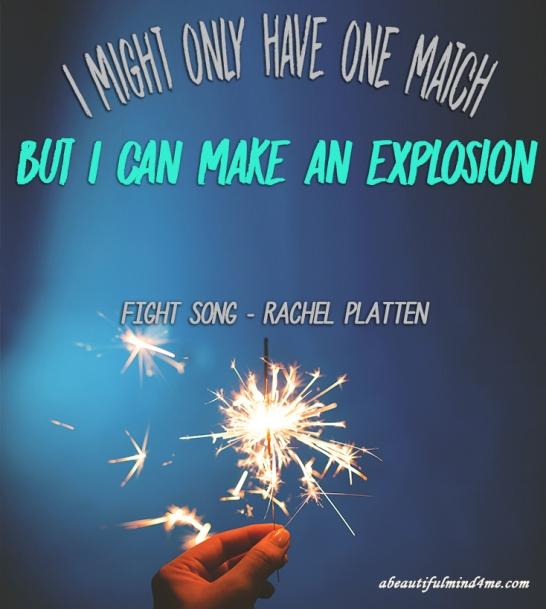 Quote Fight Song Rachel Platten