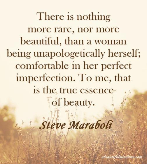 Quote- Steve Maraboli