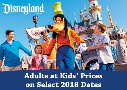 Disneyland Discount Tickets