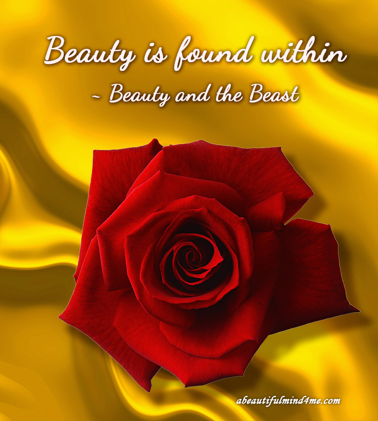 Disney Quote Beauty and the Beast