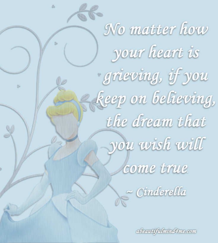 Disney Quote Cinderella