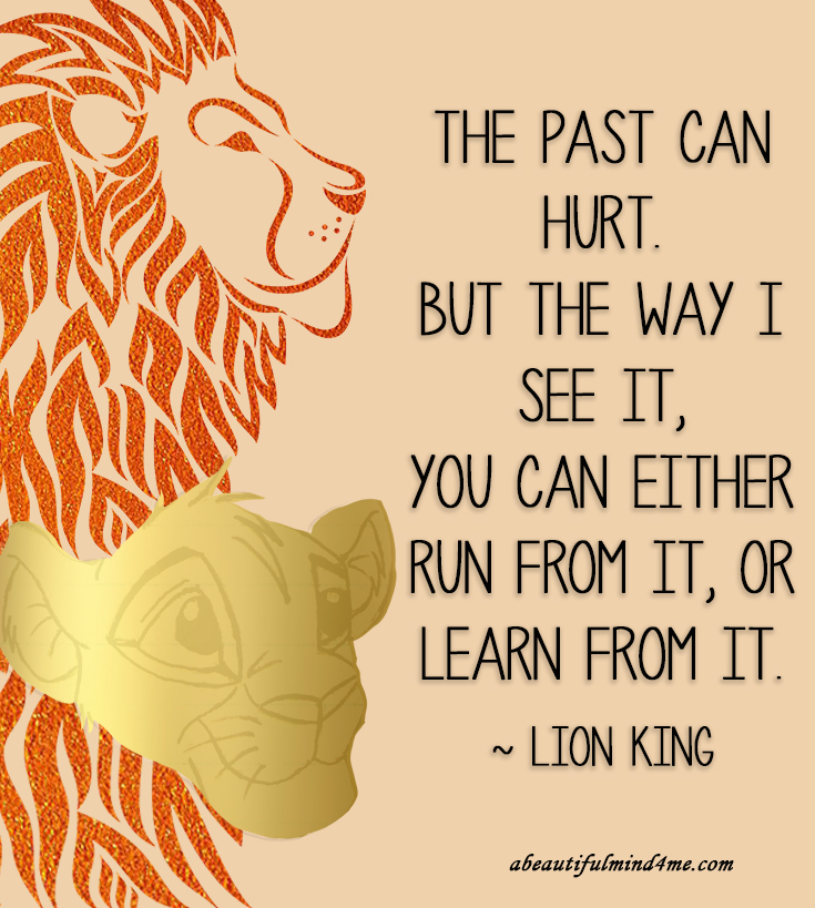 Disney Quote Lion King