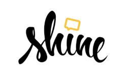 shine-text