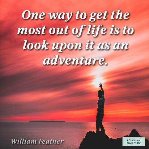 William Feather Life Quote