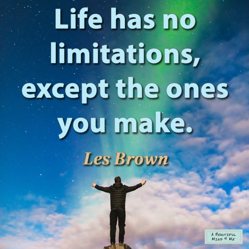Les Brown Life Quote