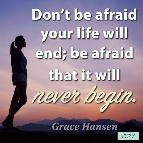 Grace Hansen Quote