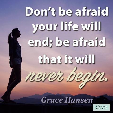 Grace Hansen Quote